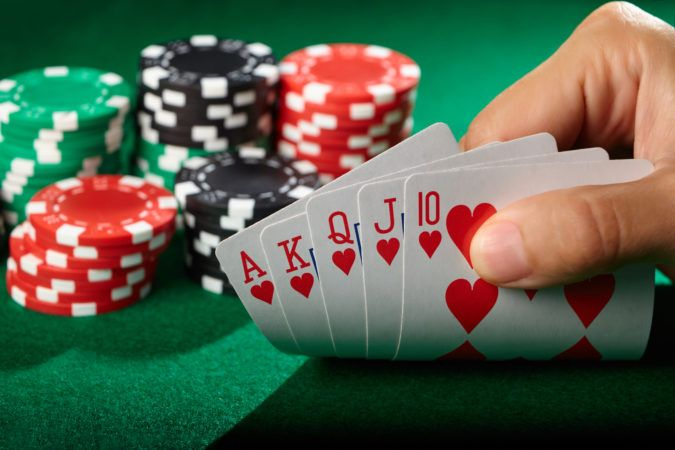 Simple Steps To Extra Gambling Gross Sales